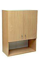 Шкаф низкий 2-дверный с нишей (29853)