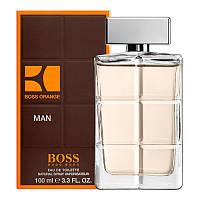 Hugo Boss Boss Orange Man 100мл Туалетная вода для мужчин