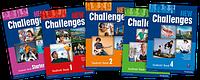 Учебник английского языка (пятиуровневый курс английского языка)  New Challenges (Student's Book + Workbook)
