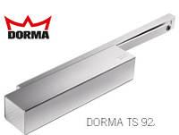 Доводчик  DORMA TS 92   слайдовая тяга