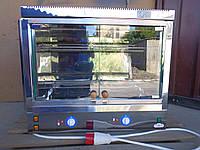 Гриль для курей ГЕР-2 электрический 380 V на 6 тушок, фото 1