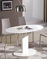 Стол cтеклянный овальный B2232-1