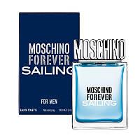 Moschino Forever Sailing 100мл Туалетная вода для мужчин