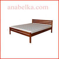 Кровать деревянная    Классика (Тис)