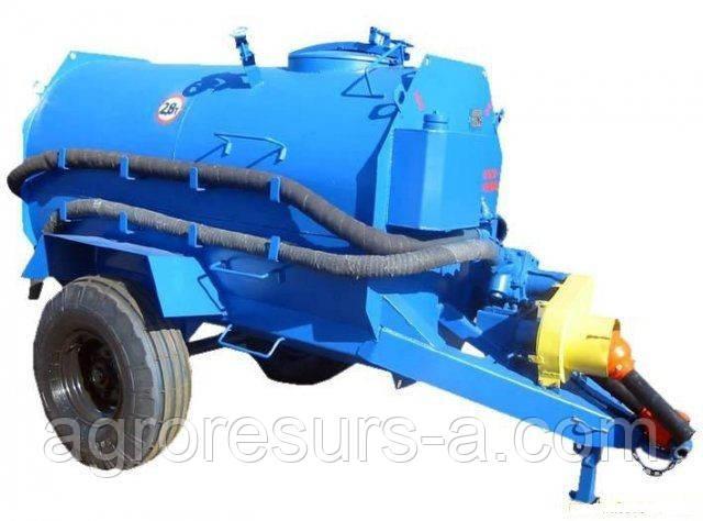 АПВ-3, агрегат для перевезення води ємністю 3 м/куб, Уманьферммаш