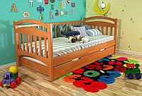 Детская деревянная кровать Алиса