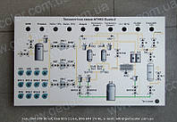 Панель управления автоматизированной газонаполнительной компрессорной станции