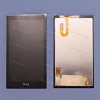 Оригинальный ЛСД экран и Тачскрин сенсор Htc Desire 610 модуль