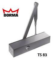 Доводчик DORMA  TS 83 со складным рычагом