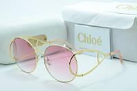Женские  солнцезащитные очки Chloe Lux CE 124S роз