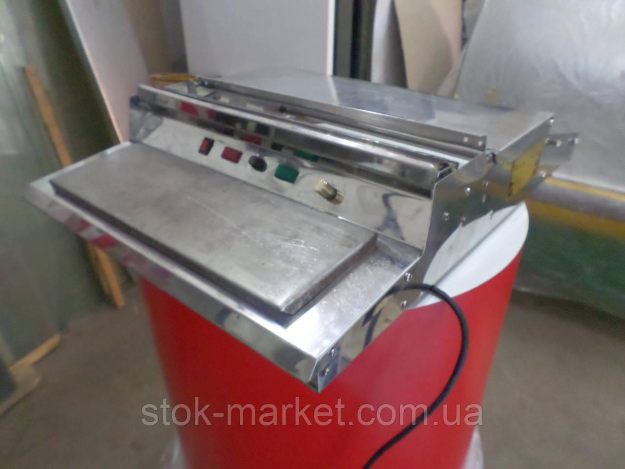 Горячий стол для упаковки в пищевую пленку (Украина)