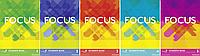 Учебник английского языка для старшей школы Focus (Student's Book + Workbook)