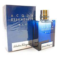 Salvatore Ferragamo Acqua Essenziale Blu 1.5мл Туалетная вода для мужчин Пробник