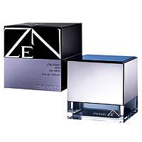 Shiseido Zen For Men 50мл Туалетная вода для мужчин