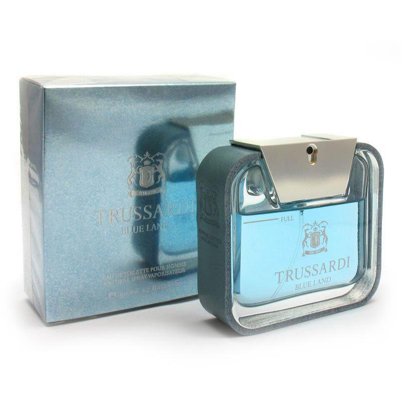 4d6a8a3203e Trussardi Blue Land 100мл Туалетная вода для мужчин  продажа