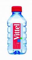 Виттель - Vittel, 0,5 л, ПЕТ, минеральная вода, 24 бут. / ящ
