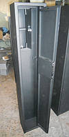 Сейф оружейный с отделением под патроны на 1 ружье до 1380мм