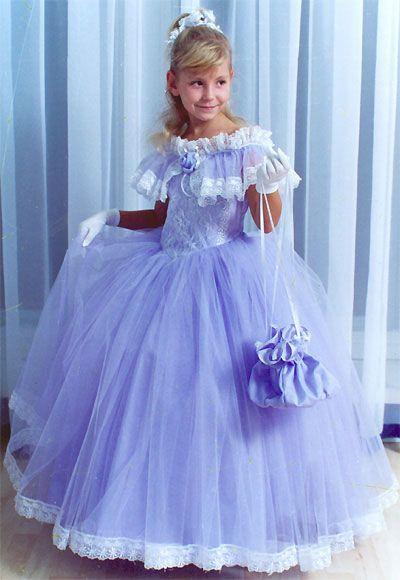Нарядные платья для девочек оптом от производителя