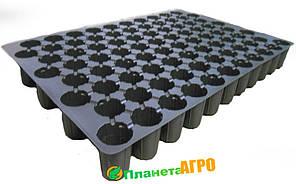 Кассета для рассады 600*400, 84 ячейки, 600 Мкр
