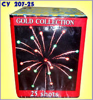 Салютная установка 25-зар. Золотая коллекция СУ207-25