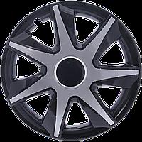 Колпаки колесные RUN ✓ радиус R14 ✓ 4шт ✓ производитель Leoplast