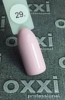 Гель-лак OXXI №029, розовый, 8 мл