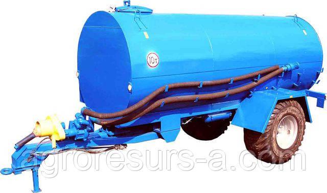 АПВ-10, агрегат для перевезення води, Уманьферммаш