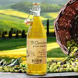 Оливковое масло нефильтрованное IL Casolare Organic Farchioni Extra Vergine 1 л., фото 4