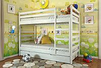 Детская деревянная кровать Рио