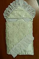 Конверт одеяло для новорождённого, весна-осень, распродажа