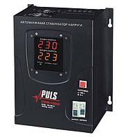 """Стабилизатор """"Puls"""" DWM-8000, (100-260 В) релейний, настенный"""
