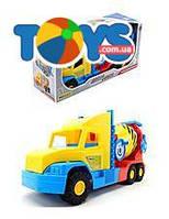 Детская бетономешалка «Super Truck», 36590