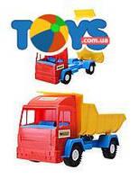 Игрушечный самосвал Mini truck, 39208