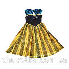 Костюм Анны Холодное сердце Frozen Anna 4-6 лет
