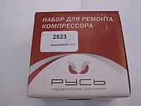 Набор для ремонта компрессора МАЗ, КамАЗ, ЗИЛ, Т-150 (малый+поршни+головка+прокладки+палец) Р1