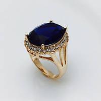 Перстень женский богатый, размер 16, 17, 18