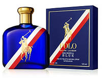 Мужская туалетная вода Ralph lauren Polo Red White and Blue (Ральф Лаурен Поло Ред, Уайт энд Блю)