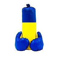 Боксерська груша Україна  2014 d-14 см маленька