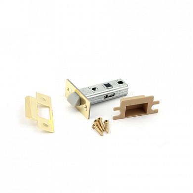 Защелка дверная под ручку для межкомнатных дверей Apecs 5400-P-G(UA) (золото)