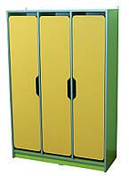 Шкаф детский для раздевалки (30323)