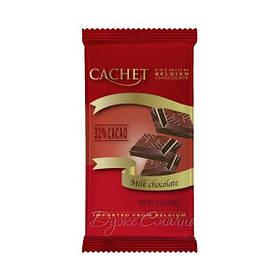 Шоколад Cachet 300г мол 32%