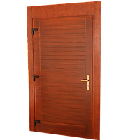 """Дверь для бани деревянная """"ЭЛИТ"""""""