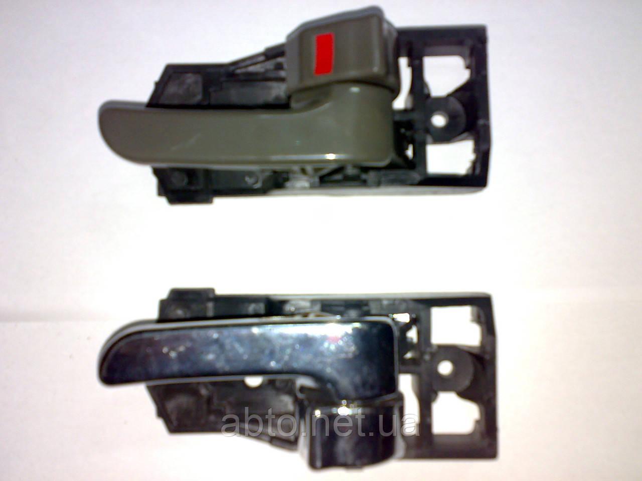 Ручка открывания двери внутреняя Chery Tiggo T11 (Чери Тигго T11), T11-6105130 / T11-6105120.