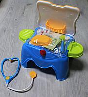 Набор Доктора в чемоданчике.