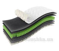 Ортопедический матрас Sleep&Fly Organic Epsilon 150х190 см