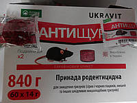 Антищур 14гр., таблетка от крыс и мышей