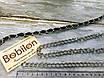 Цепочка для сумки цвет серебро, размер 2,4х14х10 мм, фото 2
