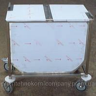 Скриня для цукру та борошна пересувної