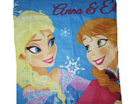 Флисовый плед, Frozen, размеры 120х150 см, арт. 59838
