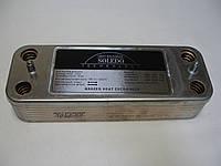 Теплообменник ГВС вторичный пластинчатый Ariston Microgenus Plus. 16 пл. Art. 998483
